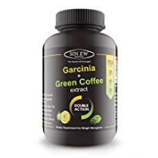 Buy Sinew Nutrition Weight Management Combo 750Mg (Garcinia Cambogia And Green Coffee Bean Extract)60 Pure Veg Capsules,100 % Pure & Natural from Amazon