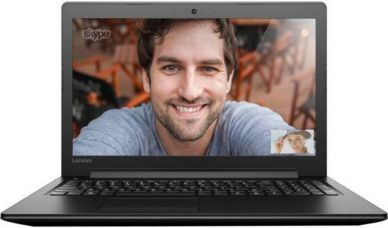 Lenovo Core i7 6th Gen - (8 GB/1 TB HDD/DOS/2 GB Graphics) Ideapad 310 Notebook  (15.6 inch, Black) for Rs. 49,990
