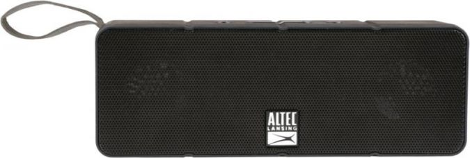 Buy Altec Lansing IMW140 Dual Motion Portable Bluetooth Mobile/Tablet Speaker  (Black, Stereo Speaker Channel) for Rs. 1,749