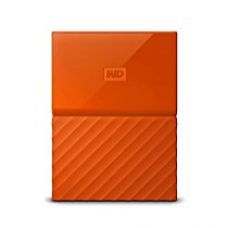 Buy WD My Passport 1TB Portable External Hard Drive (Orange) from Amazon