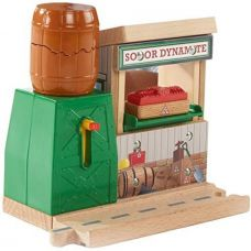 Buy Fisher-Price Wooden Railway Sodor Dynamite Blast  (Multicolor) from Flipkart