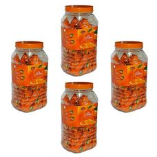 Buy Peace Candies- Be Positive- Orange Flavour Candies- Pack Of 400 Candies+ 40 Pcs Free… from Amazon
