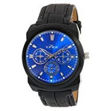 XPRA Analog Blue Color Dial Men's Watch-XP-BL-1 for Rs. 399