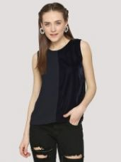 EVAH LONDON Half And Half Top for Rs. 1,049