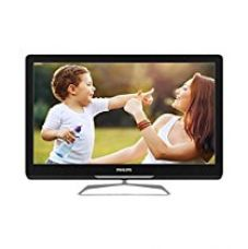 Buy Philips 61 cm (24 inches) 24PFL3951 Full HD LED TV (Black) from Amazon