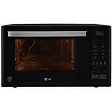 Buy LG 32 L Convection Microwave Oven (MJ3296BFT, Black) from Amazon