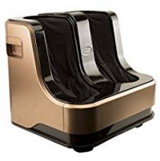Lifelong LLM99 Foot, Calf and Leg Massager, 80W, 4 Motors, Dark Brown for Rs. 13,372
