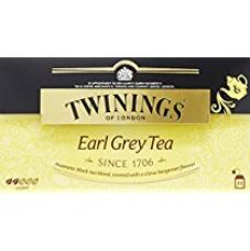 Buy Twinings Earl Grey, 25 Tea Bags from Amazon