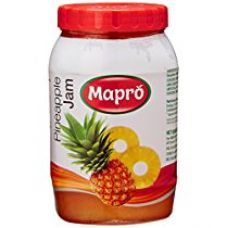 Buy Mapro Pineapple Jam, 1kg from Amazon
