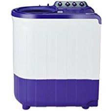 Buy Whirlpool 8 kg Semi-Automatic Top Loading Washing Machine (Ace Supersoak 8.0, Coral Purple) from Amazon