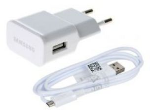 Buy Samsung High Quality Wall Charger With Data Cable for Rs. 179