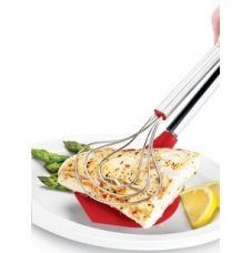 Flat 50% off on Silicone Fish Tongs