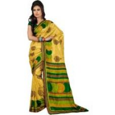 Sunaina Printed Mysore Art Silk Sari SARE979Y6N5FZJAF for Rs. 499