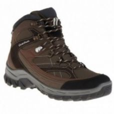 Buy Forclaz 100 Men Hiking Shoes Brown for Rs. 2,999
