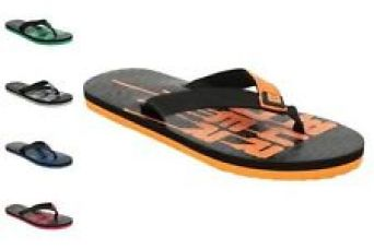 Flat 21% off on Burner Men's Flip-Flops & Slippers