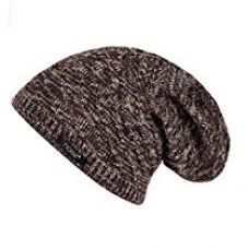 Noise NOICAPWNTR020 Textured Slouchy Polyester Beanie, Free Size (Brown) for Rs. 482