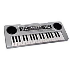 Buy Toyshine 37 Keys Piano with USB Power Play, USB Included, and Microphone, Recording from Amazon