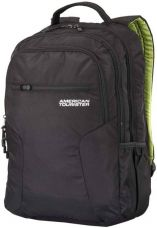 Flat 52% off on American Tourister AMT BOP 2017 21 L Laptop Backpack  (Black)