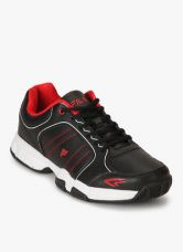 Buy Fila Set 6 Black Tennis Shoes from Jabong