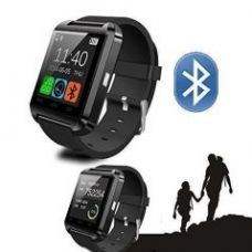 Buy U Watch Bluetooth U8 Smart Watch Phone Mate For Android, Ios & Smart Phones for Rs. 599