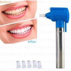 Buy Luma Tooth Polisher Whitener Stain Remover With LED Light Removes Stains With Rubber Cups from Rediff