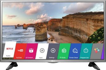 Get 18% off on LG 80cm (32) HD Ready Smart LED TV  (32LH576D, 2 x HDMI, 1 x USB)