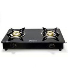 Buy Fabiano FabSurya - 2 Burner 7mm Toughened Glasstop Gas cooktop for Rs. 1,099