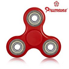 Buy Premsons SA71L8B18K Fidget Spinner,Red from Amazon