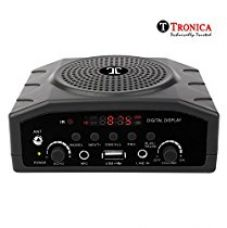 Portable Rechargeable Multimedia Speaker With Mic,Aux,Mp3,Fm With Remote - A Unique Teaching Tool for Rs. 1,699
