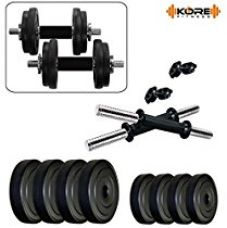 KORE DM-8KG-COMBO16 Home gym & Fitness Kit for Rs. 649