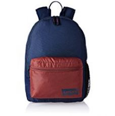 Levi's Fabric 26 cms Red and Blue Travel Garment Bag (77170-0700) for Rs. 759