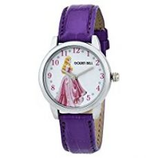 Buy Golden Bell Cinderella Analogue Multi-Colour Dial Kids Watch - GBK-0010 from Amazon