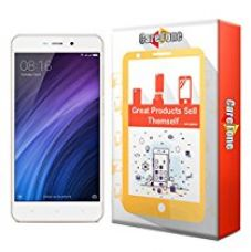 CareFone Redmi 4A Tempered Glass, Screen Protector, [9H Hardness] [Bubble Free] [Anti-Scratch] [Crystal Clarity] for Rs. 245
