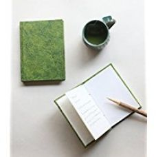 Store Indya Handmade Pocket Diary (Green) for Rs. 269