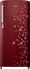 Buy Samsung 192 L Direct Cool Single Door Refrigerator  (Sangneri Red, RR19M1723RY/HL) from Flipkart