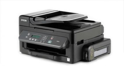 Buy Epson Ink Tank M205 Multi-function Wireless Printer  (Black, Refillable Ink Tank) for Rs. 13,399