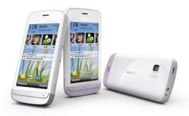 Nokia C5-05 2MP Camera Mobile for Rs. 1,199