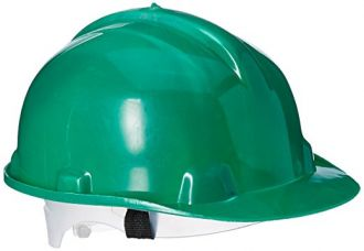 Buy Safari Pro Labour Safety Helmet, Green from Amazon