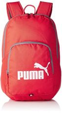Puma Puma Phase Backpack 21 Ltrs Red Casual Backpack (7358919) for Rs. 714