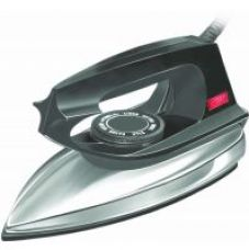 Buy Silverteck Electric Light Weight Dry Iron - Black for Rs. 299