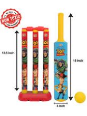 Itoys Toy Story My First Cricket Set-Plastic, yell for Rs. 249