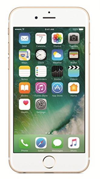 Apple iPhone 6 (Gold, 32GB) for Rs. 29,299