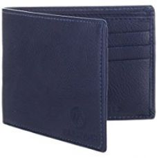 MarkQues Classic Blue Mens wallet (CL-4405) for Rs. 335