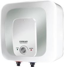 Flat 33% off on Eveready 25 L Storage Water Geyser  (White, Enlivo25VP)