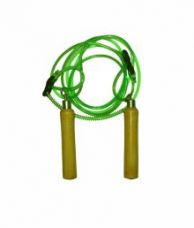 Buy Dreamfit Adjustable Wooden Skipping Rope from SnapDeal