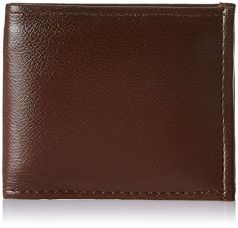 Buy Mango People Brown casual Wallet For Men from Amazon