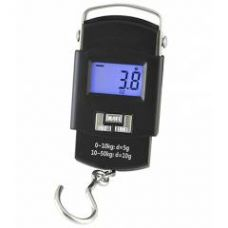 Weightrolux Digital 50kg Portable Hanging Luggage Kitchen Weighing Scale, A-08Black for Rs. 358