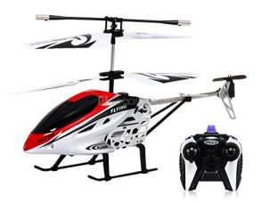 Gencliq Flying Remote Control Helicopter - Hx708 (Assorted) for Rs. 1,499