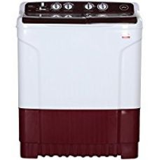 Buy Godrej WS Edge 680 CT Semi-automatic Washing Machine (6.8 Kg, Wine red) from Amazon