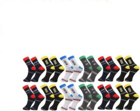 Flat 68% off on RR Accessories Men's Ankle Length Socks  (Pack of 12)